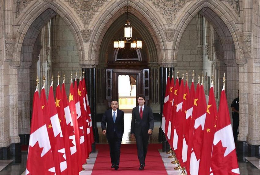 ENFOQUE: China y Canadá acuerdan fortalecer lazos económicos y comerciales
