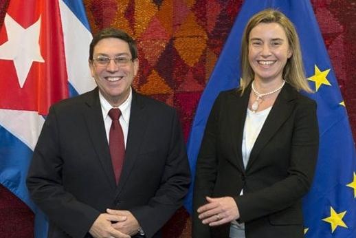UE a puertas de firmar acuerdo de cooperación con Cuba