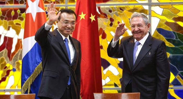 Aspectos destacados de visita de PM chino Li Keqiang a Cuba