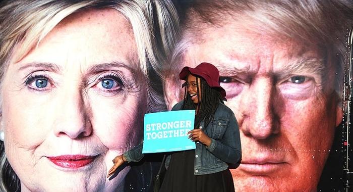 Sondeo y expertos creen que Clinton gana primer debate presidencial de EEUU