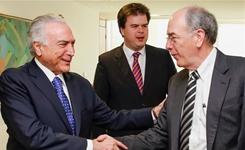 Presidente de Petrobras presenta plan de negocio para próximo lustro