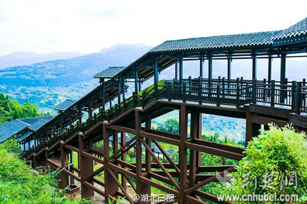 Las escaleras tur sticas m s largas del mundo te aguardan for Escaleras largas