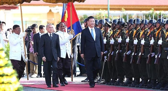 China y Camboya fortalecerán cooperación y lazos