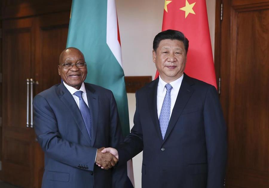 China y Sudáfrica prometen profundizar cooperación dentro de BRICS y FOCAC
