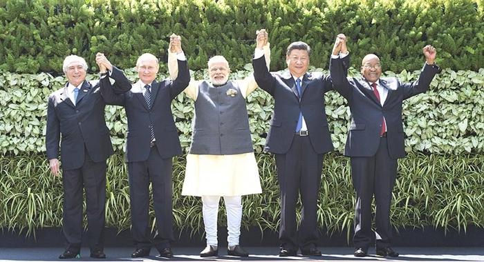 Presidente chino pide a BRICS consolidar confianza y enfrentar desafíos