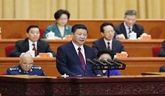 Xi describe a Gran Marcha como 'épica' y pide logro de 'objetivos centenarios'