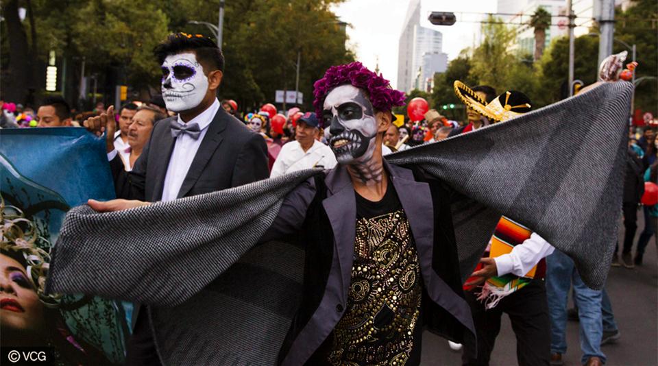 Ciudad de México se prepara para celebrar Día de Muertos
