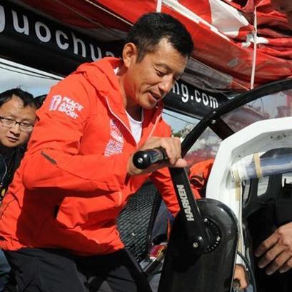 Desaparece navegante chino Guo Chuan en océano Pacífico
