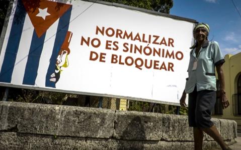 EEUU se abstiene por primera vez en una condena al embargo de Cuba