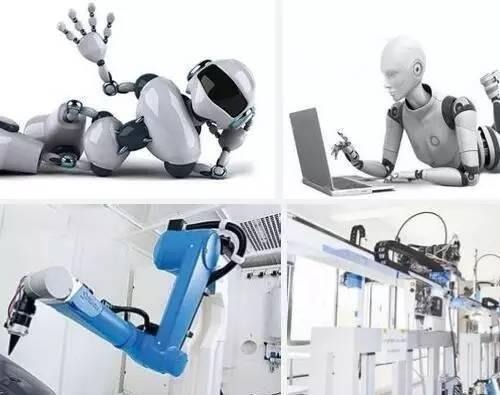 Prospera industria robótica de China
