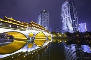 Las 10 ciudades chinas de mayor importancia en 2016