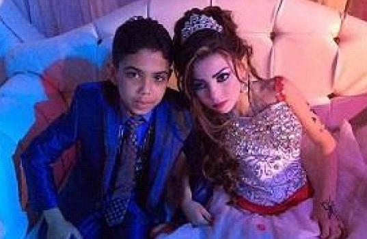 Compromiso matrimonial entre primos de 11 años causa polémica