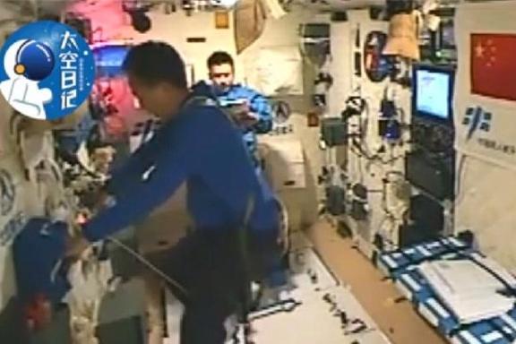 Diario Espacial: Tiangong a Tierra: Por fin he aprendido a correr
