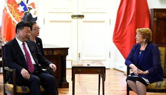 Visita de Xi abre nuevos horizontes en la cooperación entre Chile y China