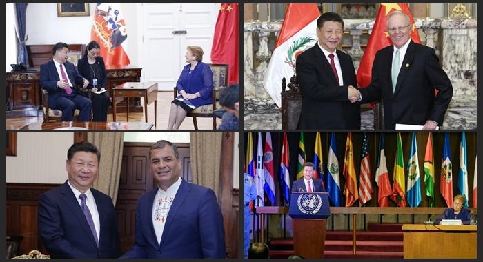 Xi Jinping concluye gira por Latinoamérica