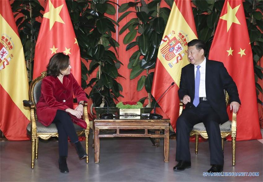 El presidente de China da inicio a su visita oficial a Perú