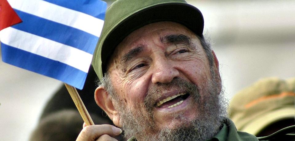 Adiós, Fidel Castro