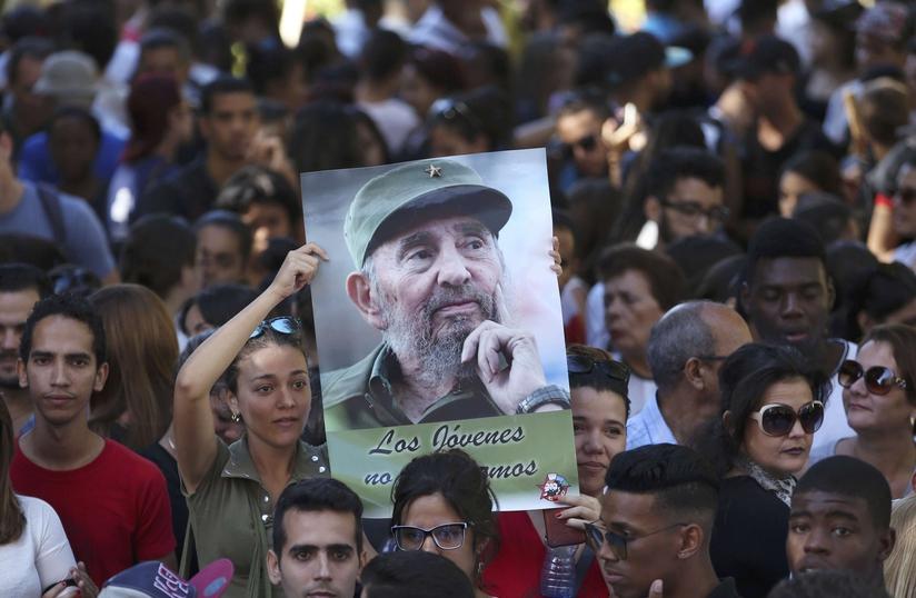 Fidel Castro, un mito eterno