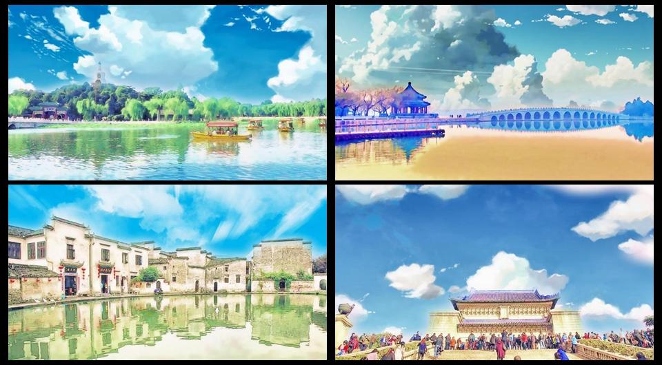 El estilo Shinkai de animación japonesa causa furor en China