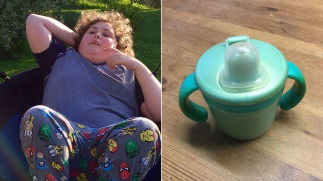 Fábrica china vuelve a producir vaso descontinuado para ayudar a un joven autista británico