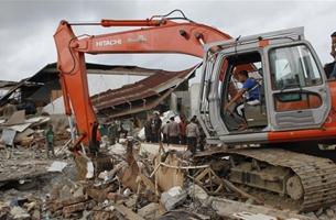 Indonesia sufre fatal terremoto