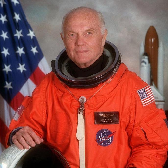 Fallece John Glenn, primer astronauta estadounidense en orbitar la Tierra
