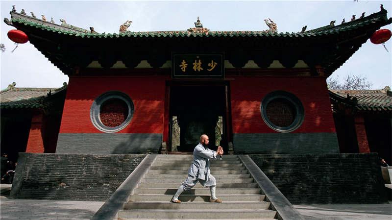 El Kung-fu de China