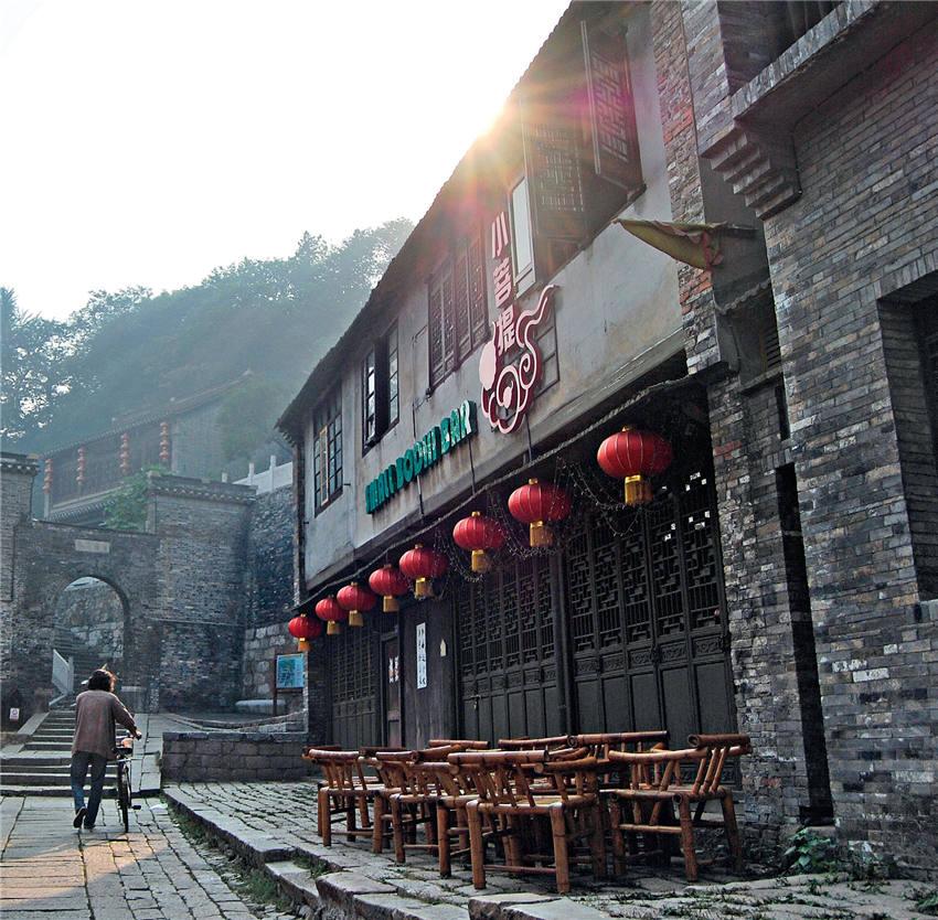 Zhenjiang, urbe milenaria de cuentos y leyendas