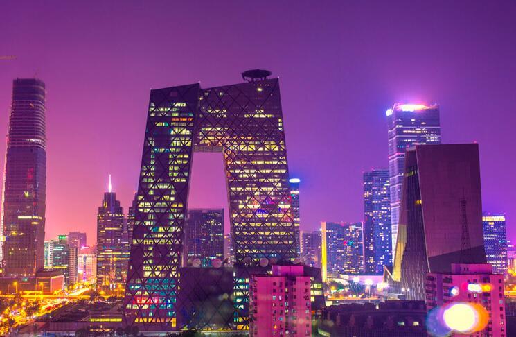 Las 10 ciudades mejor valuadas de China