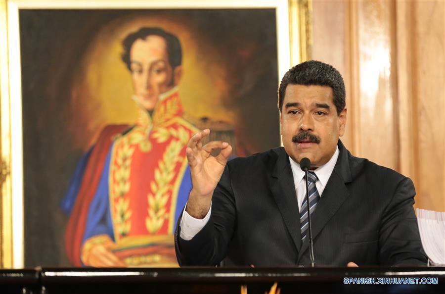 Congreso de Venezuela acusa a Maduro de 'abandono de cargo'