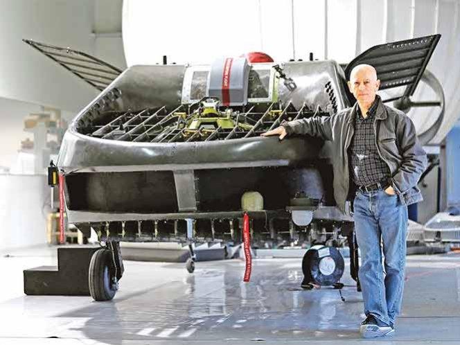 El auto volador podría ser posible para el 2020