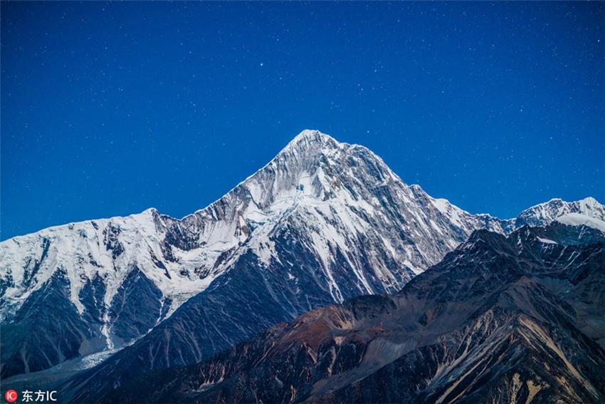 Fondo Escritorio Picos Montañas Nevadas: Espectaculeres Paisajes De Montañas Nevadas En El