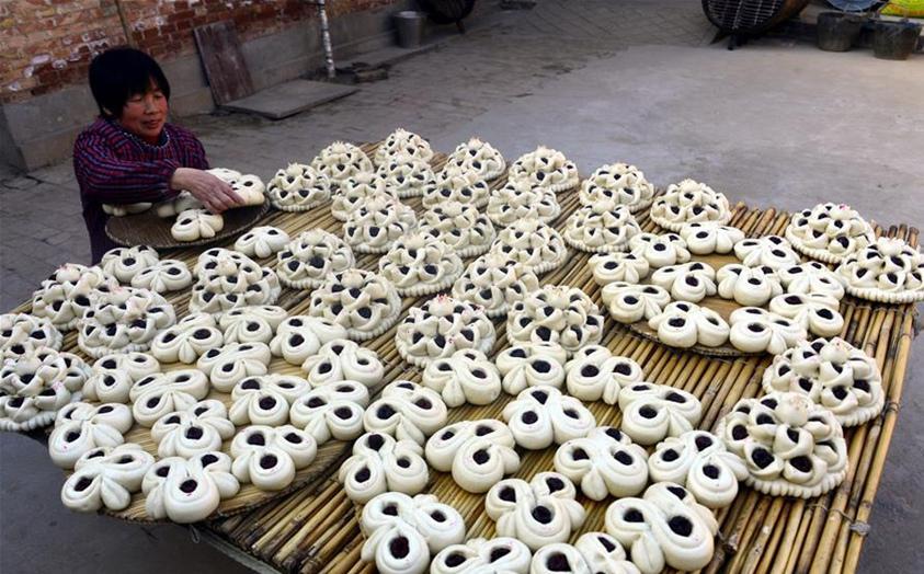 Tartas de jujube en Shandong