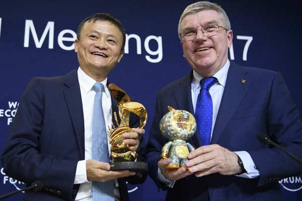 Alibaba se convierte en patrocinador de los JJ.OO