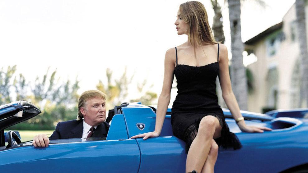 Los motores de Donald Trump