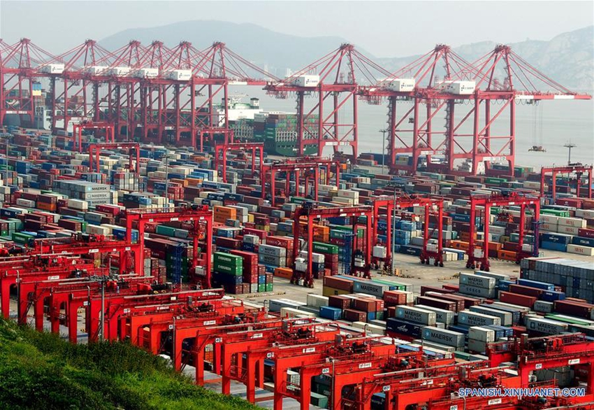 Comercio exterior de China aún enfrenta grandes retos