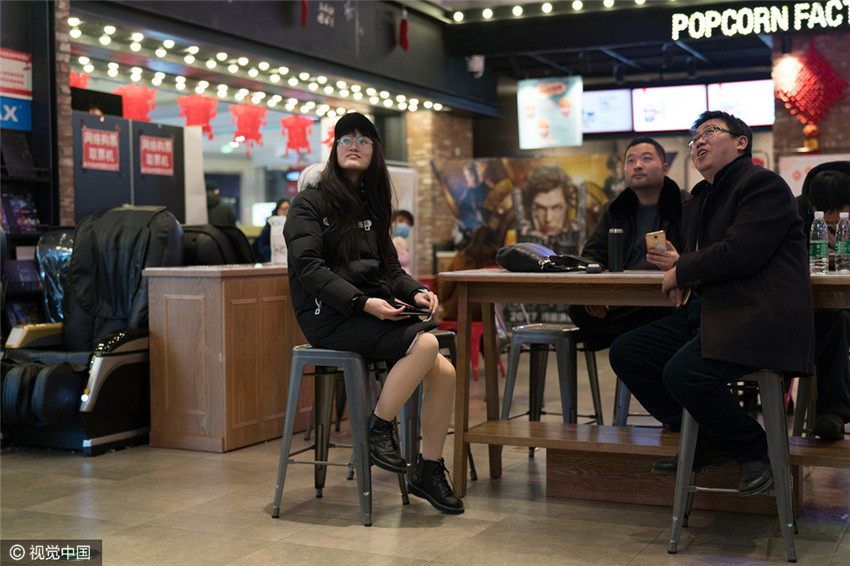 La vida doble de un jóven en Suzhou