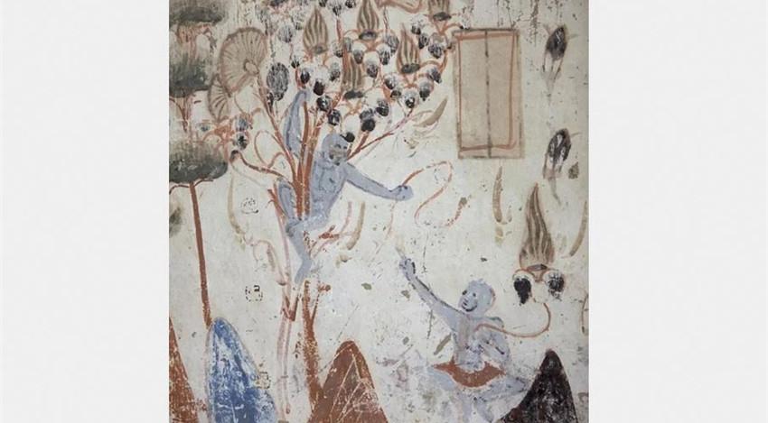 Historias de amor en los muros de Dunhuang