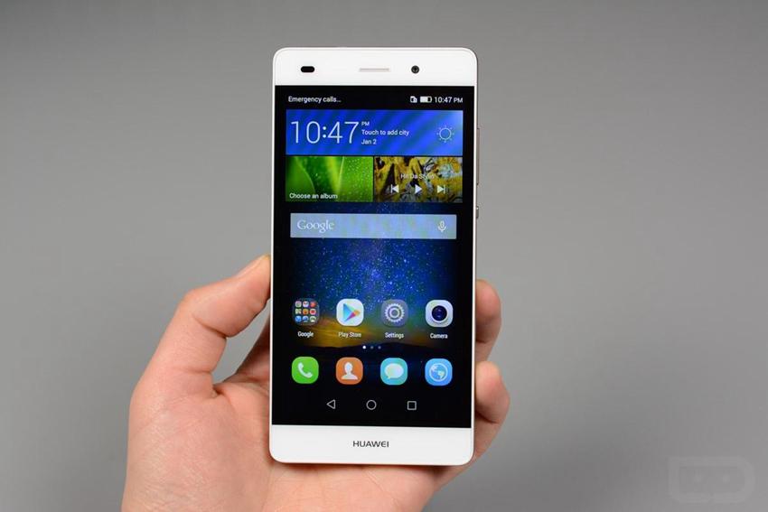 Compañías chinas de celulares aceleran el paso en el mercado internacional