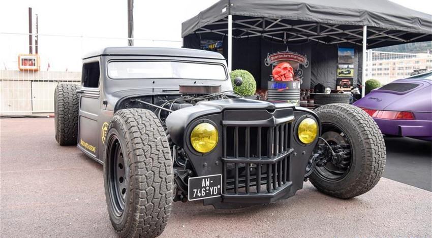 1 Salón Internacional del Automóvil de Mónaco
