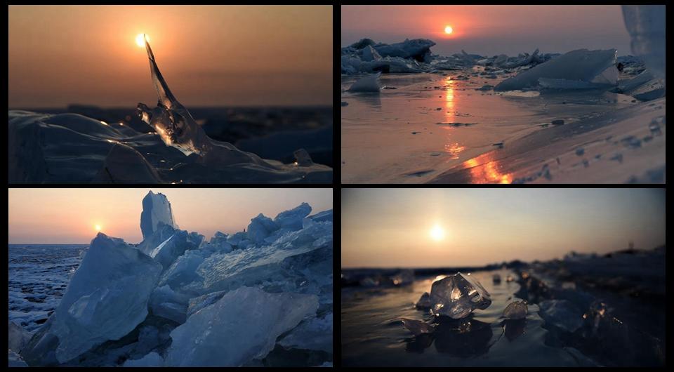 Lago Xingkai, un lago fronterizo entre China y Rusia
