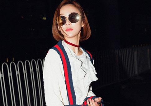 Nuevas fotos de actriz Yuan Shanshan