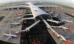 China busca completar 74 nuevos aeropuertos para el 2020