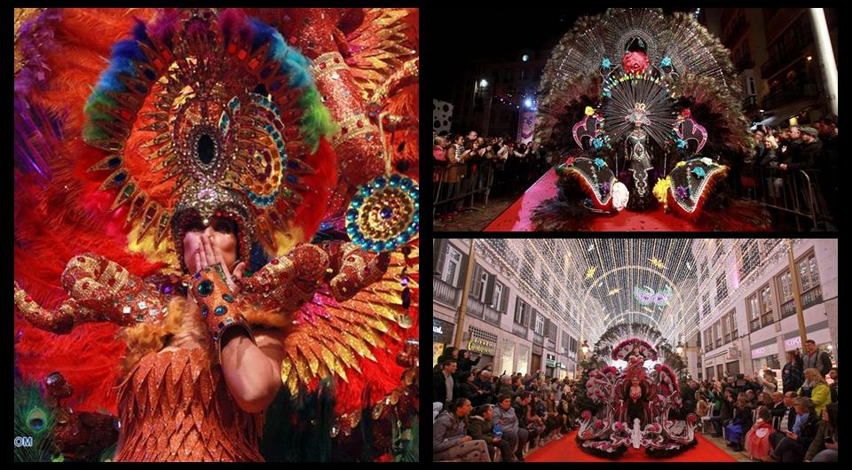 España: Carnaval de Málaga