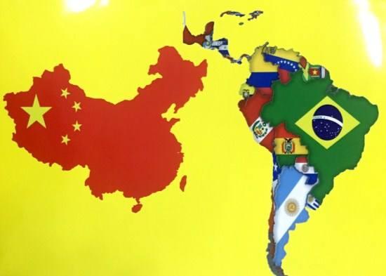 Resultado de imagen para China y América Latina