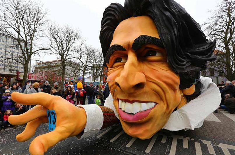 Bélgica: Carnaval de Aalst