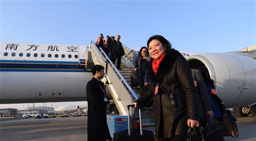 Legisladores nacionales se reúnen en Beijing para sesión anual