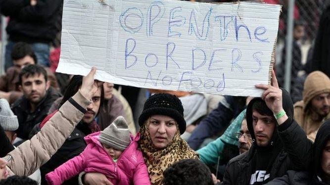 La reubicación de refugiados en Europa no va de acuerdo a lo programado