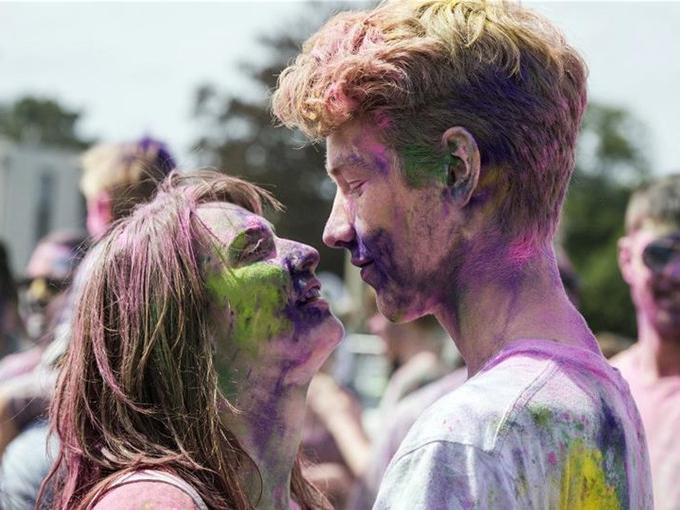 El Festival Holi en Nueva Zelanda