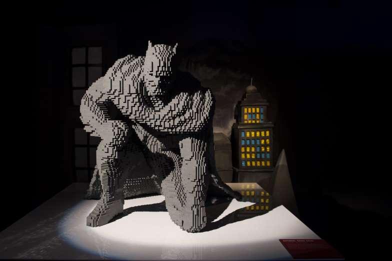 Arte en piezas de LEGO14